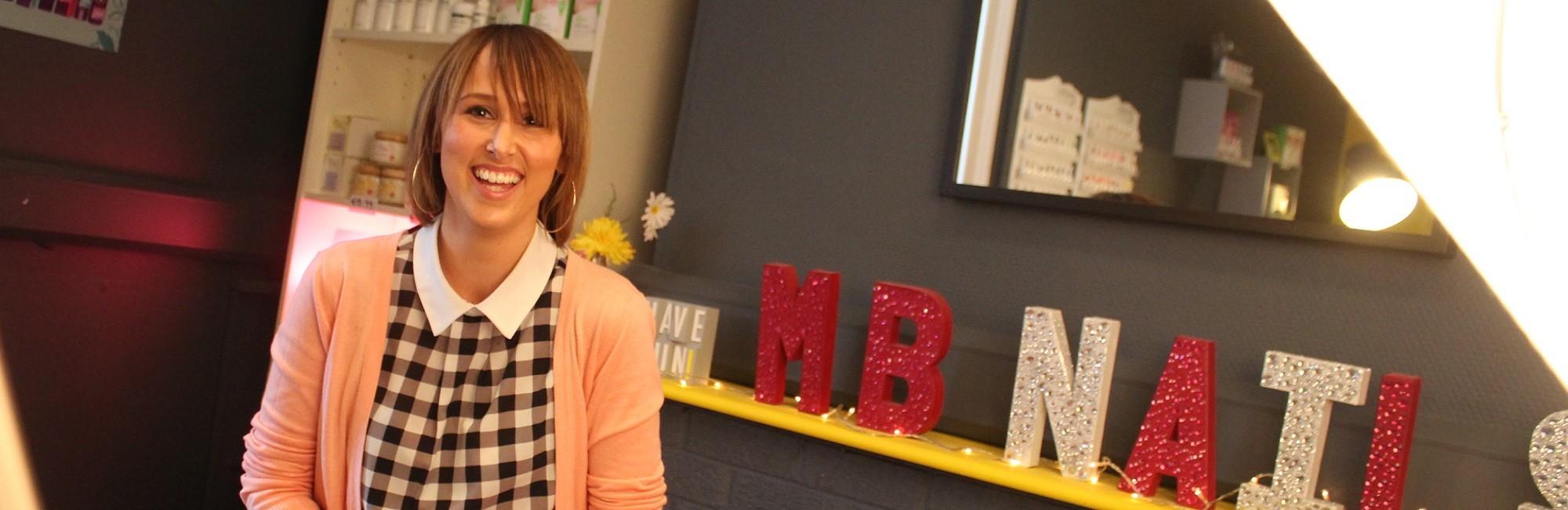 Michele Burke nails testimonial